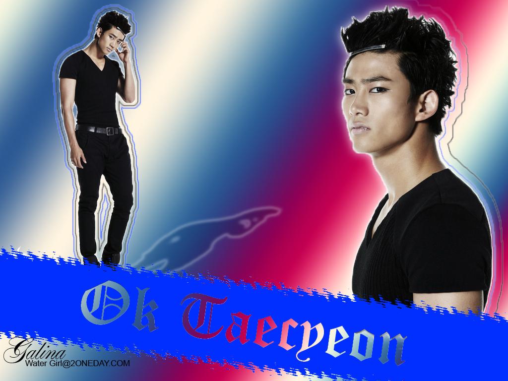 Taecyeon   2pm Wallpaper 30230400 1024x768