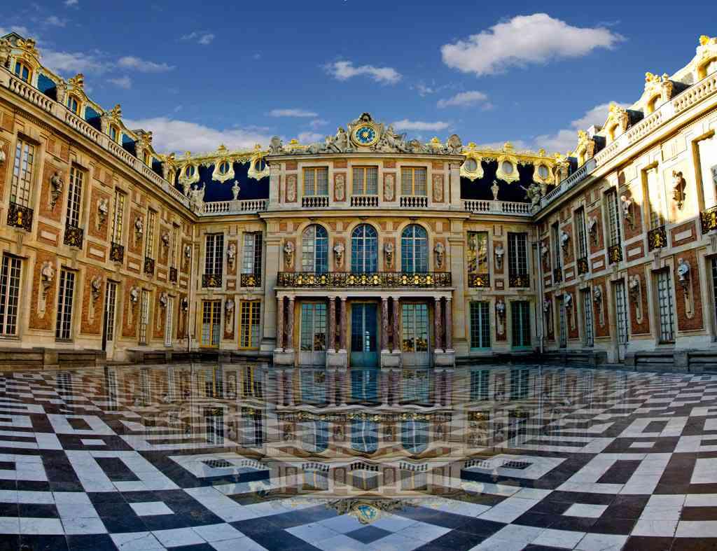 نتيجة بحث الصور عن hd Palace of Versailles in paris