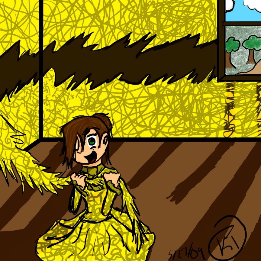Fantastic The Yellow Wallpaper By Quidnaminferorumjpg 864x864