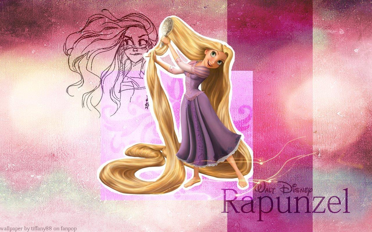 Rapunzel   Tangled Wallpaper 23012754 1280x800