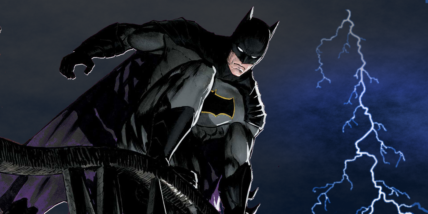 Batman Rebirth Wallpaper 1400x700