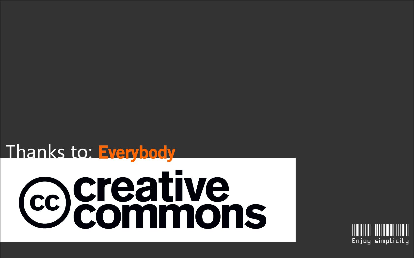de creative commons wallpaper   ForWallpapercom 1682x1052