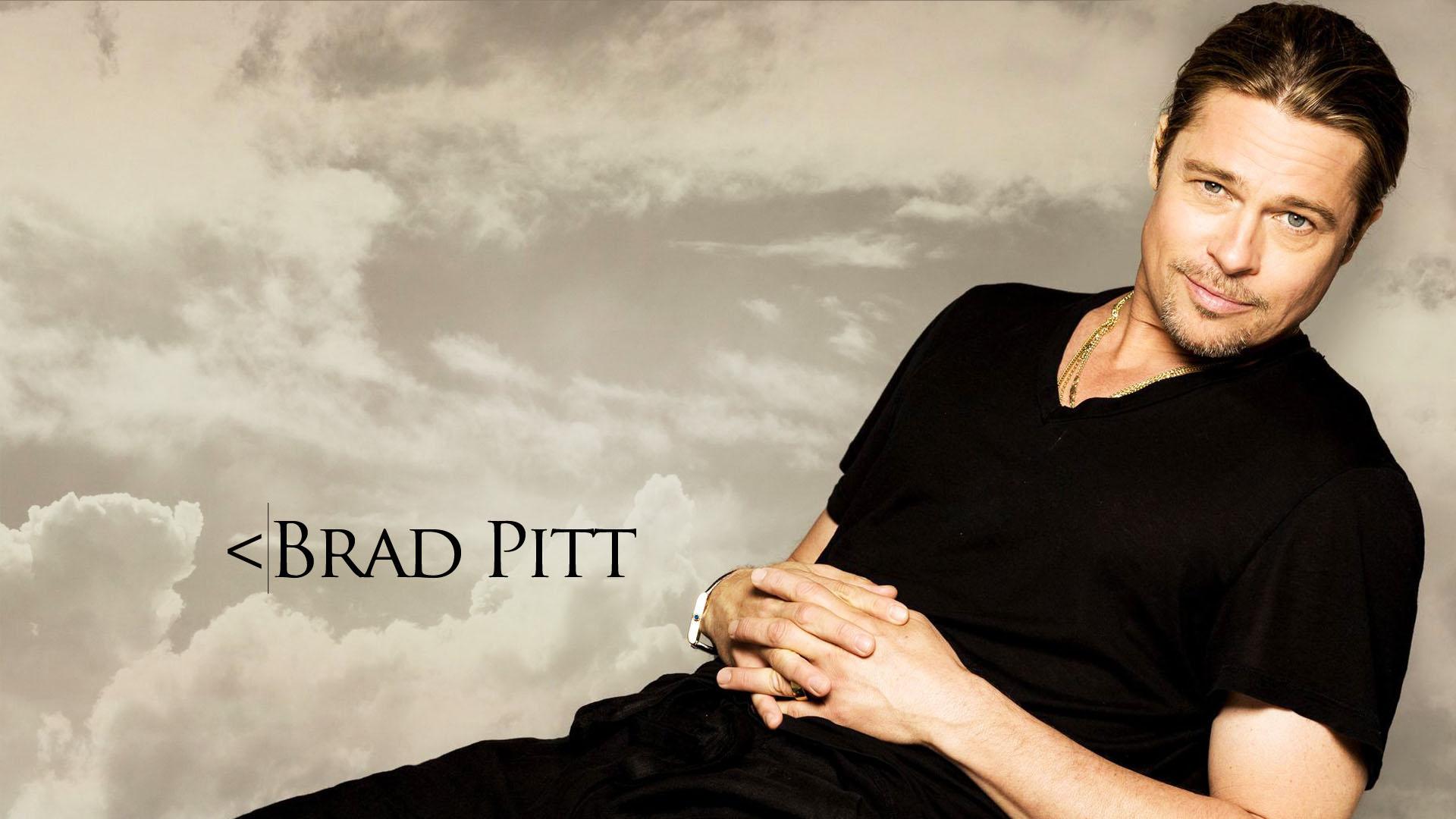 Brad Pitt Wallpaper HD 1920x1080