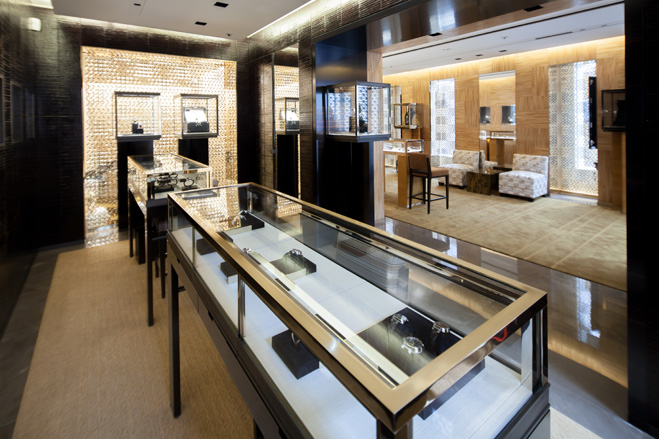 jewellery store in Paris Watches and jewellery Wallpaper Magazine 659x439