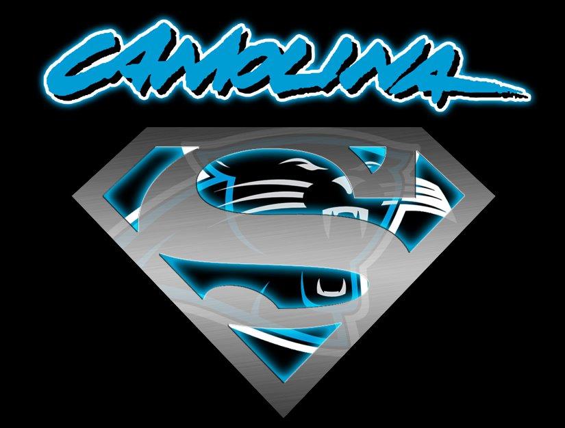 Cam Newton Panthers Superman Wallpaper Panthers vs 825x626