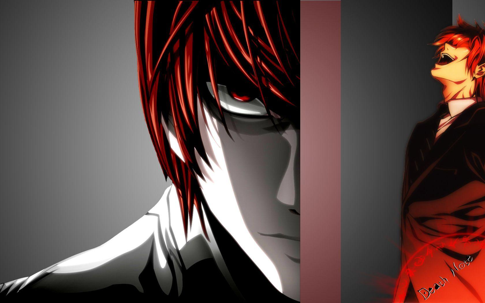 Free Download Light Yagami Wallpapers 1680x1050 For Your