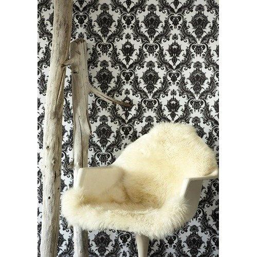 tempaper temporary wallpaper apartment living Pinterest 500x500
