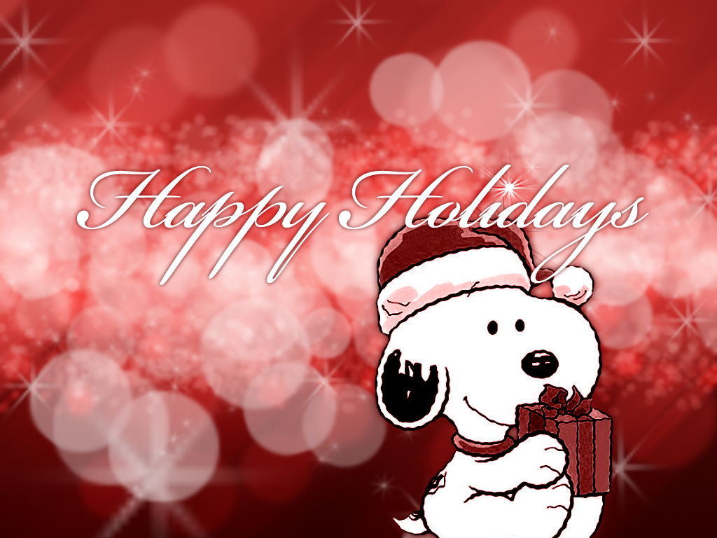 Pin Snoopy Christmas Wallpaper Tattoo Design 1024x768