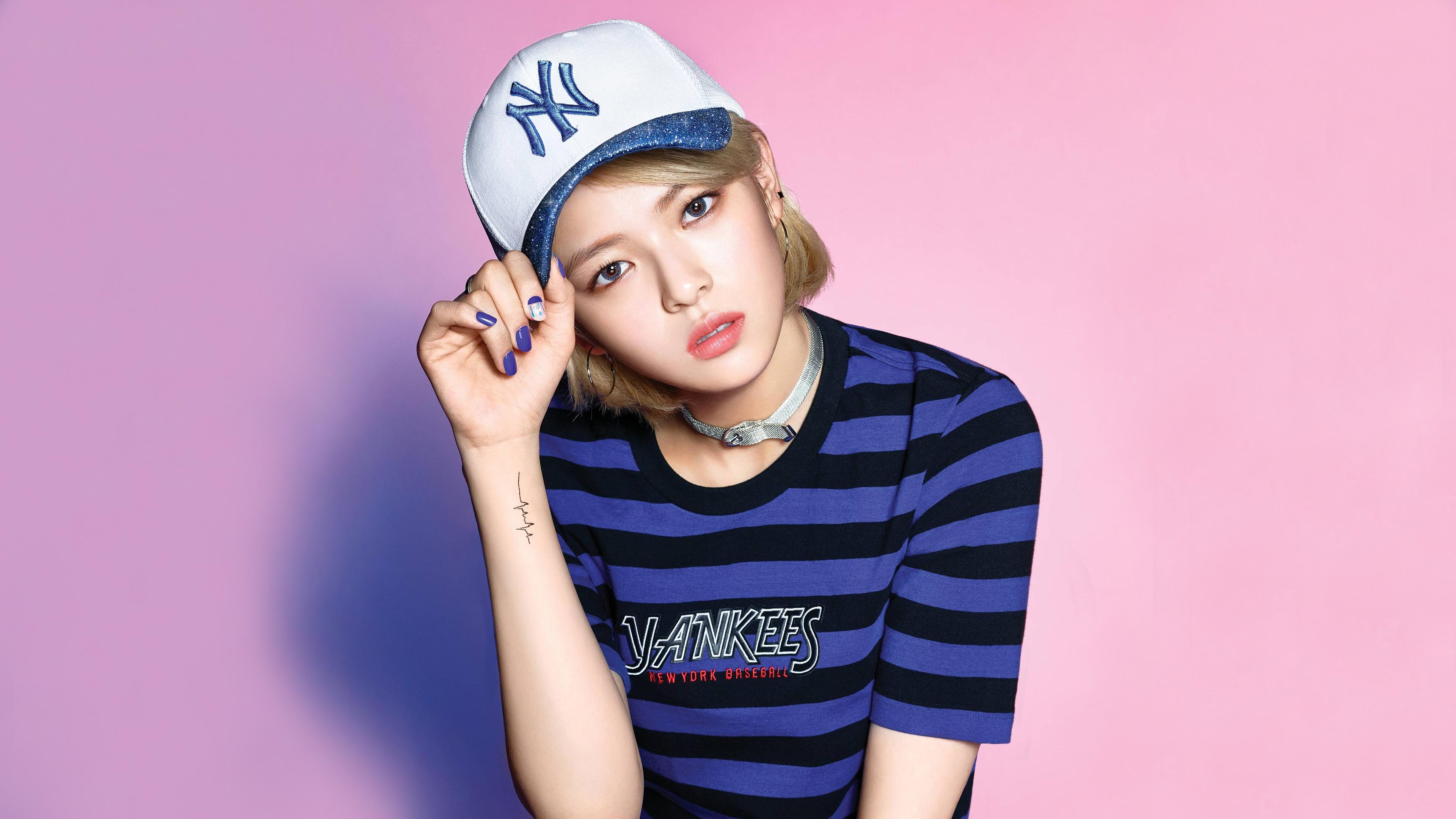 Jeongyeon TWICE 4K UHD Wallpaper K Pics 245 3840x2160
