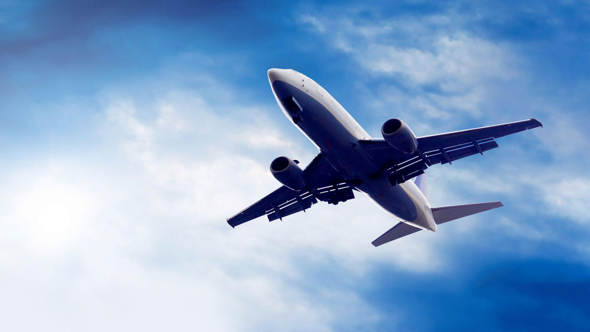 download Passenger plane wallpaper 384111 [1920x1080] for 1920x1080