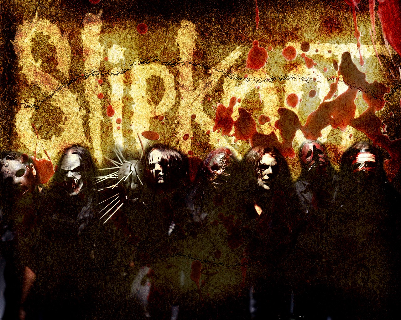 Slipknot wallpapers desktop wallpaper pictures Slipknot wallpapers 1280x1024