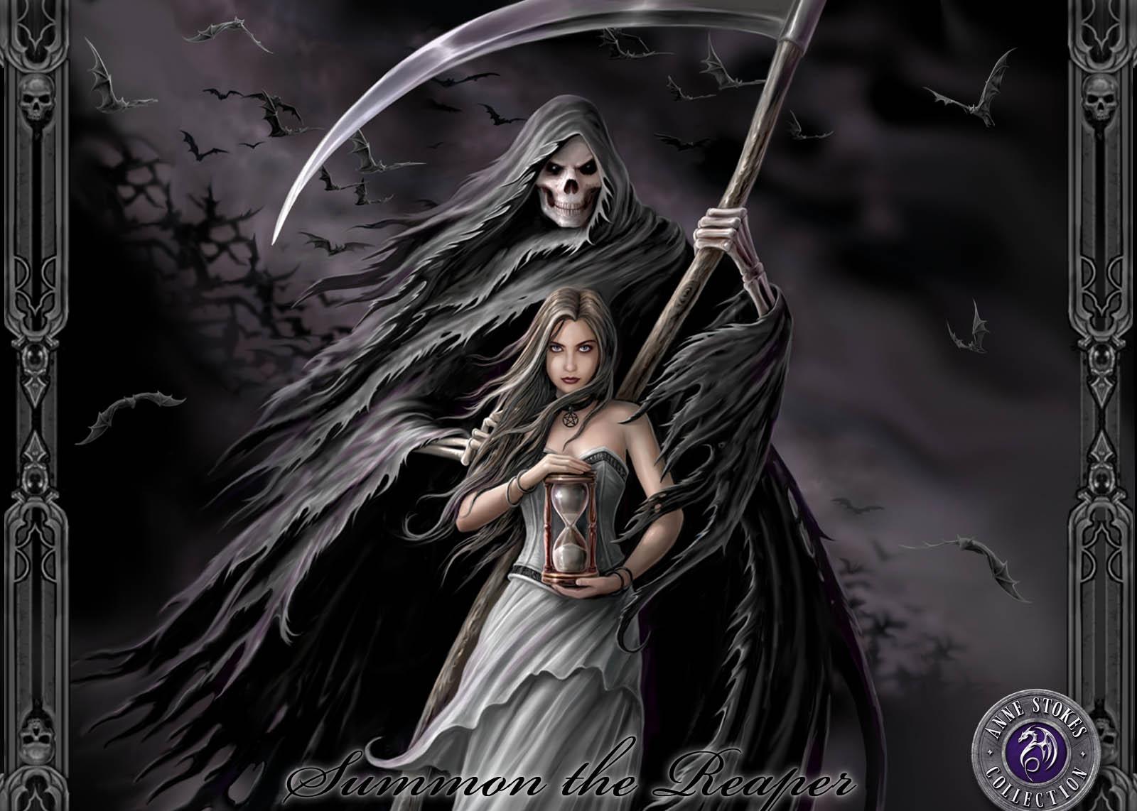 Grim Reaper Computer Wallpapers Desktop Backgrounds 1600x1142