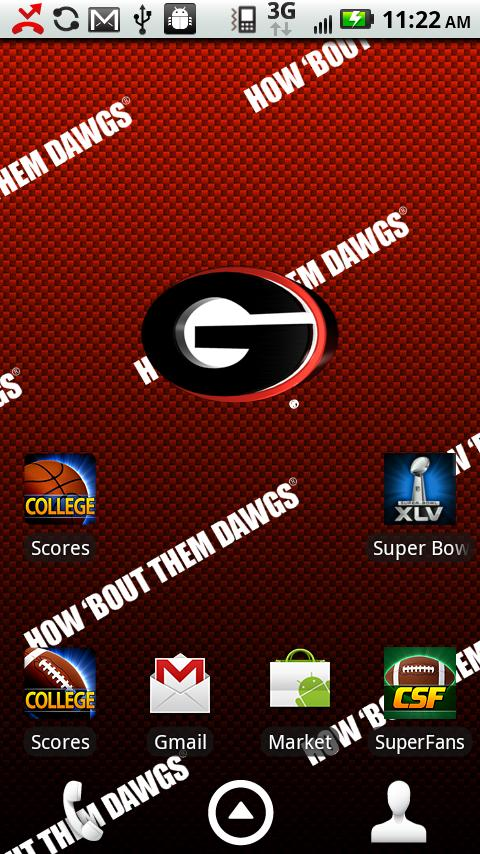 Georgia Live Wallpaper HD   Android Apps on Google Play 480x854