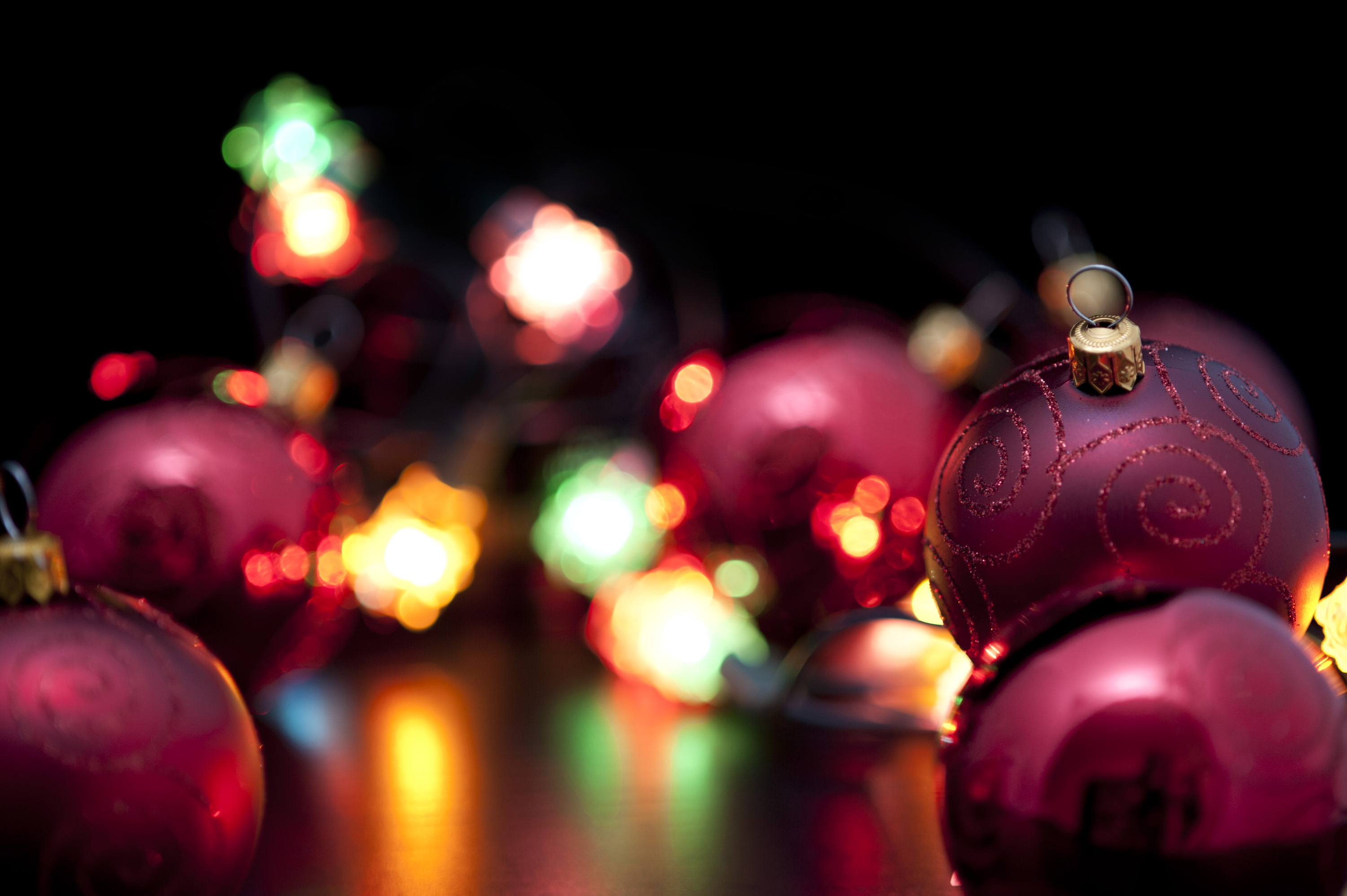2015 Christmas party background Wallpapers9 3000x1996