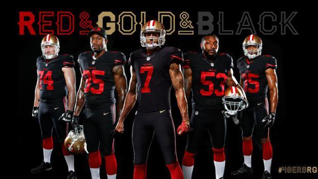 49ers Show Off New Uniforms CBS Sacramento 620x349