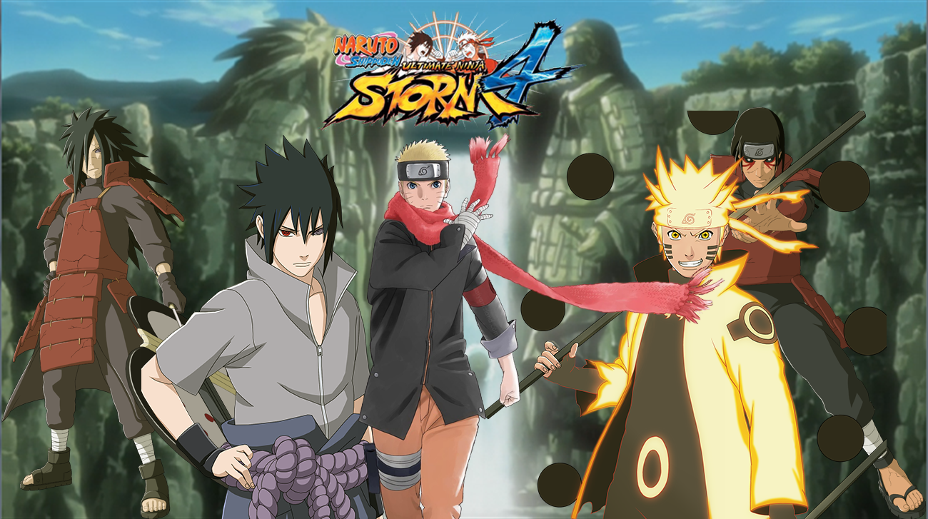 Free Download Naruto Storm 4 Announced Ninja Wallpaper By Yoink13