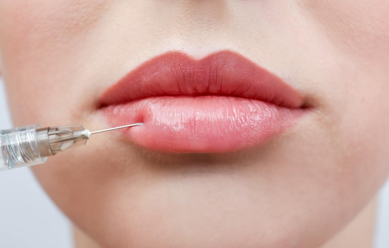 Wallpaper lips female botox images for desktop section 1332x850