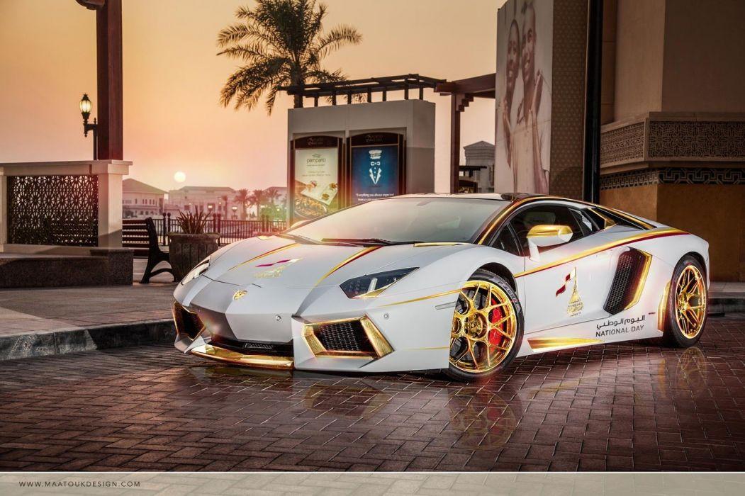 28 Gold Lamborghini Wallpapers On Wallpapersafari