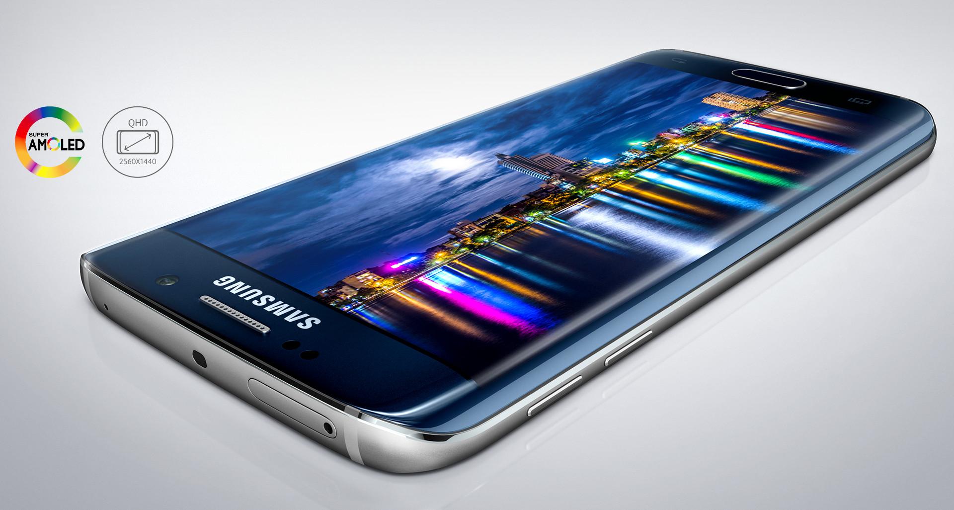 Samsung Mobile Wallpapers: Samsung S6 Edge Wallpaper