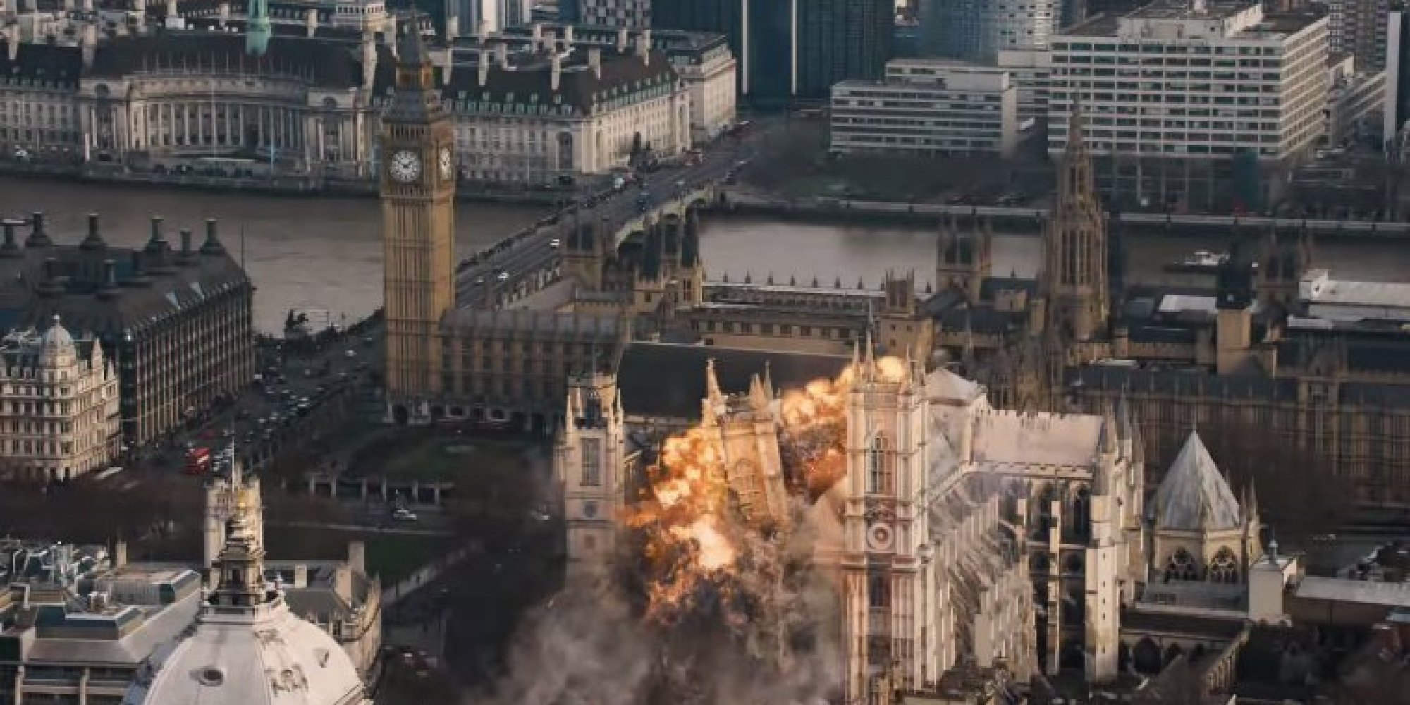 London Has Fallen Wallpaper   HD Wallpapers Backgrounds of Your Choice 2000x1000