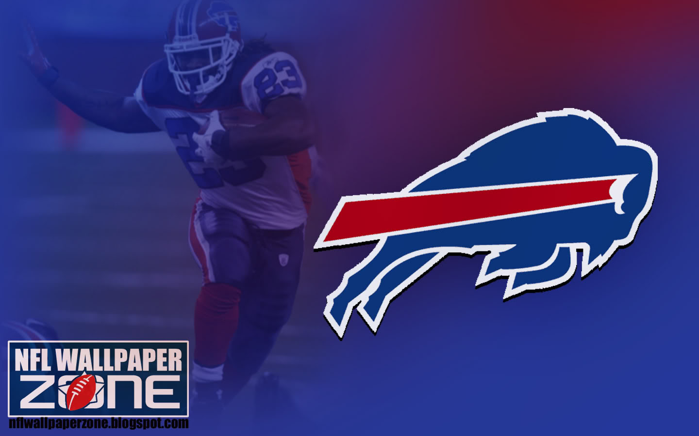 NFL Wallpaper Zone Buffalo Bills Wallpaper   Bills Logo Desktop 1440x900