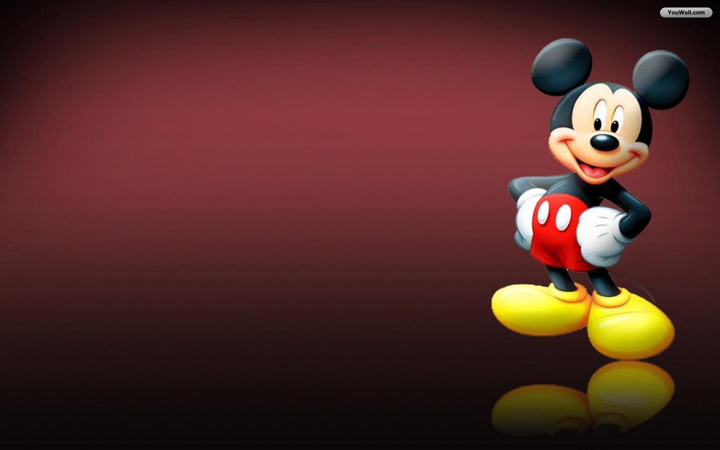 50 Free Mickey Mouse Wallpaper On Wallpapersafari