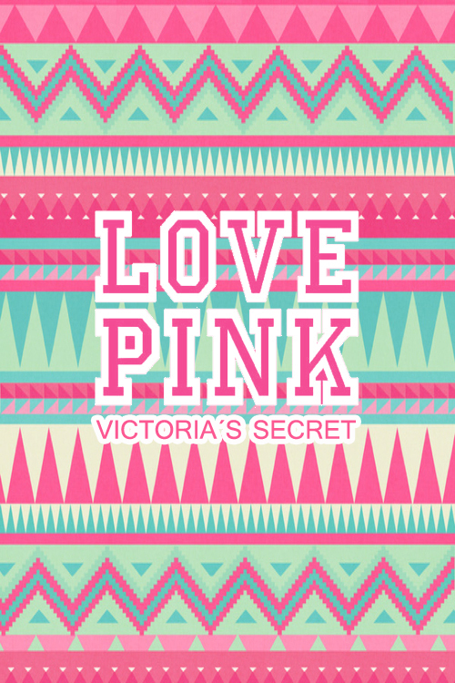 victoria's secret pink christmas wallpaper