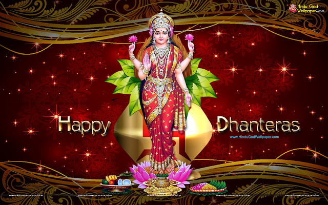 DHANTERAS Hindu God Wallpapers Download 640x400