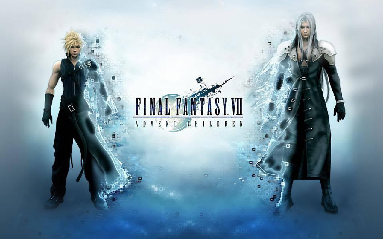 PSP Themes Wallpaper Final Fantasy wallpaper   Final Fantasy A 1280x800