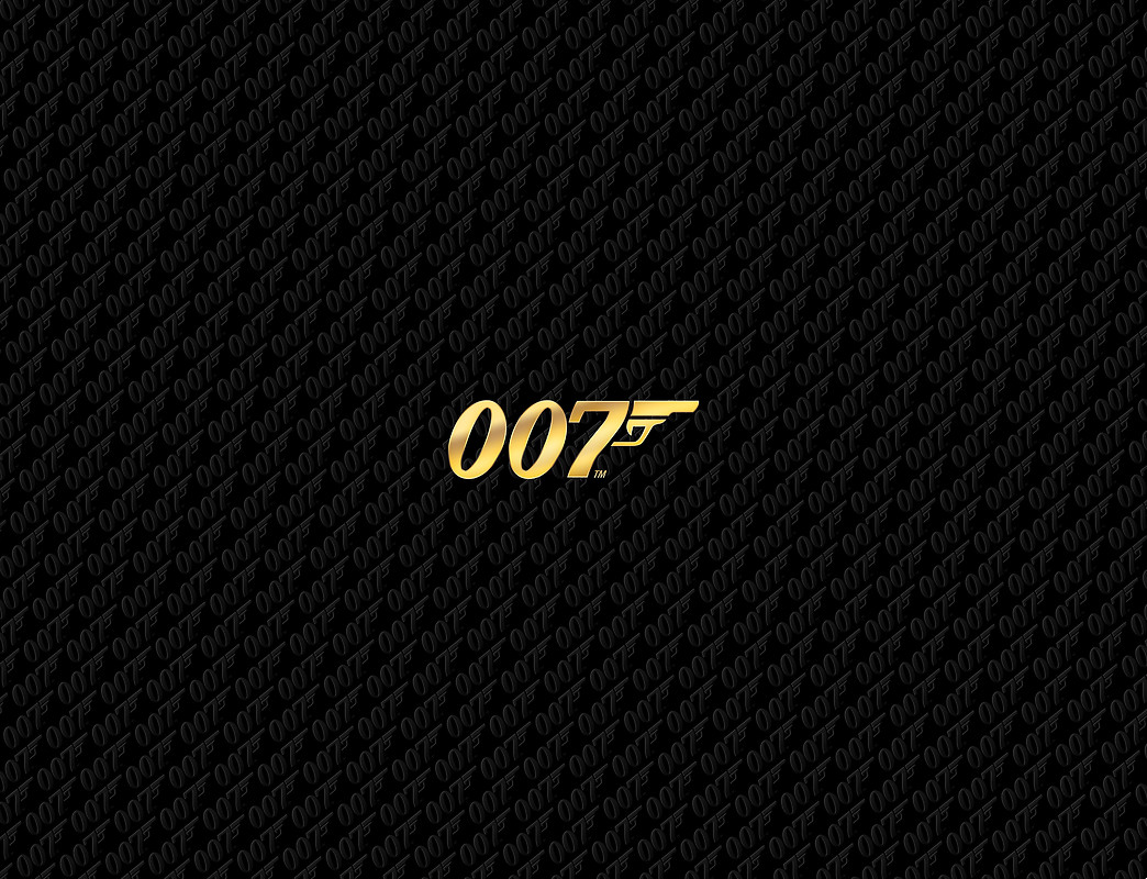 007 James Bond Gold Wallpaper download   Download 007 James 1044x800