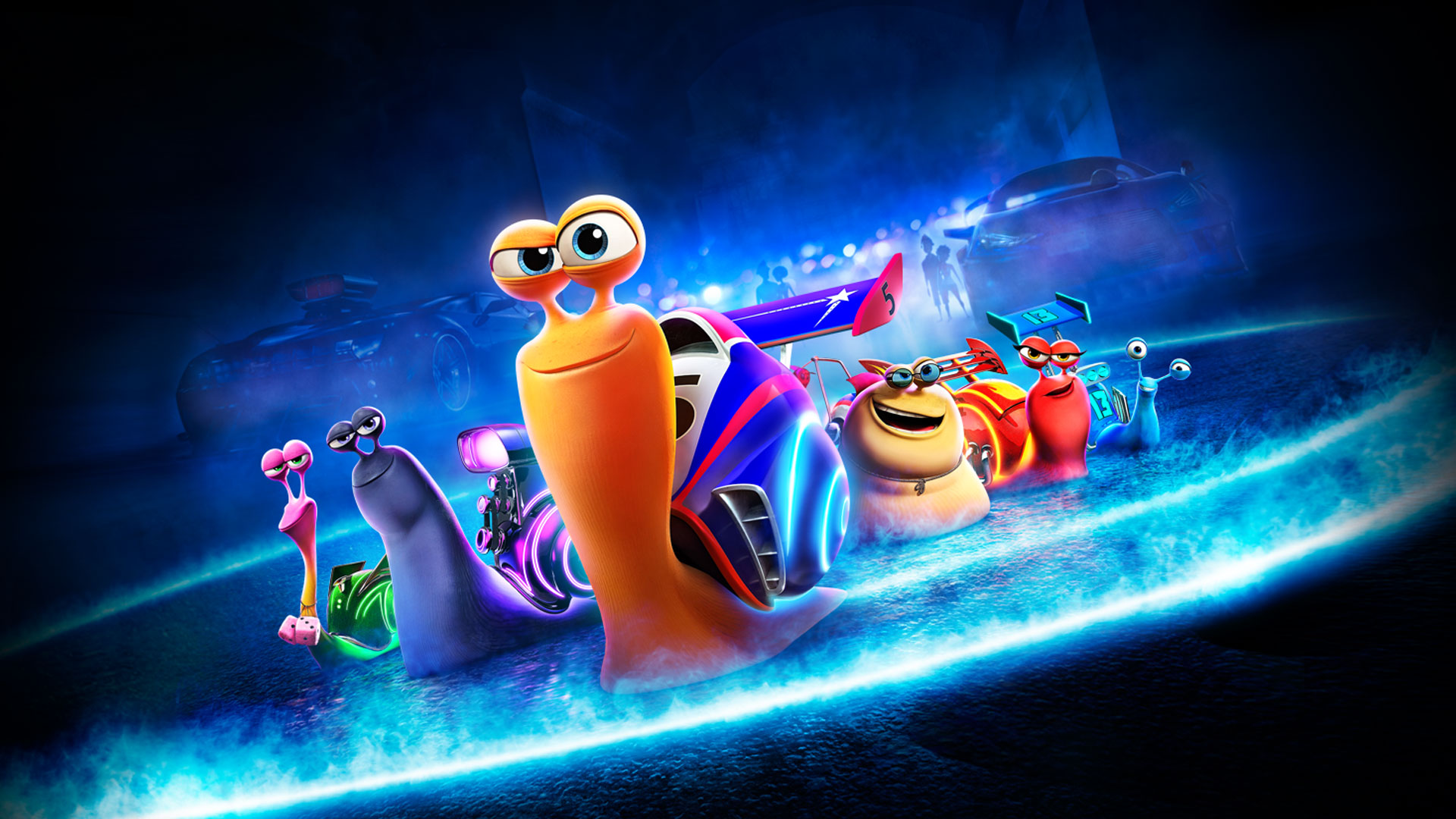 Turbo Movie 2013 Wallpapers Facebook Cover Photos Character Icons 1920x1080