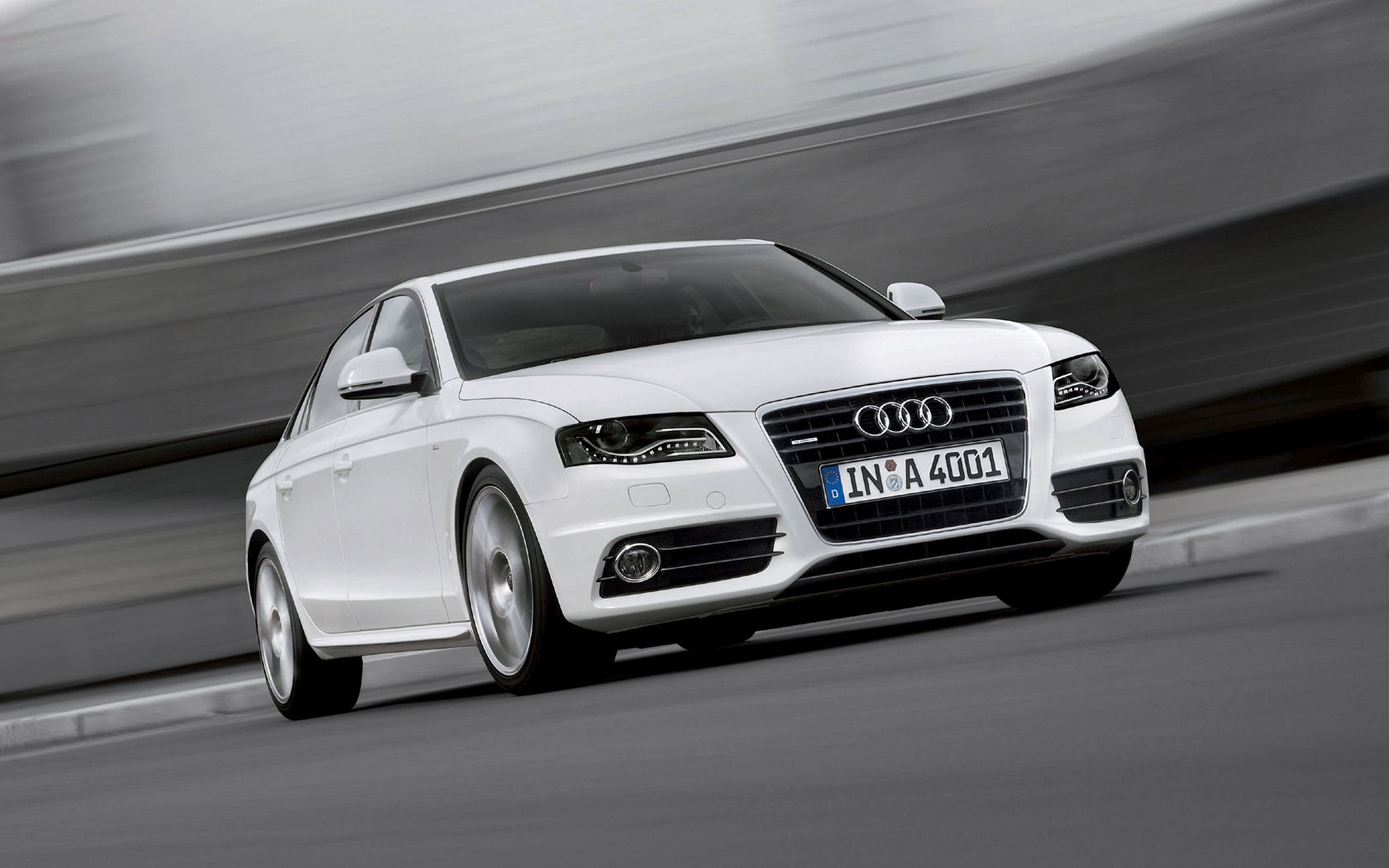 Audi Audi A4 Audi A4 Desktop Wallpapers Widescreen Wallpaper 1680x1050