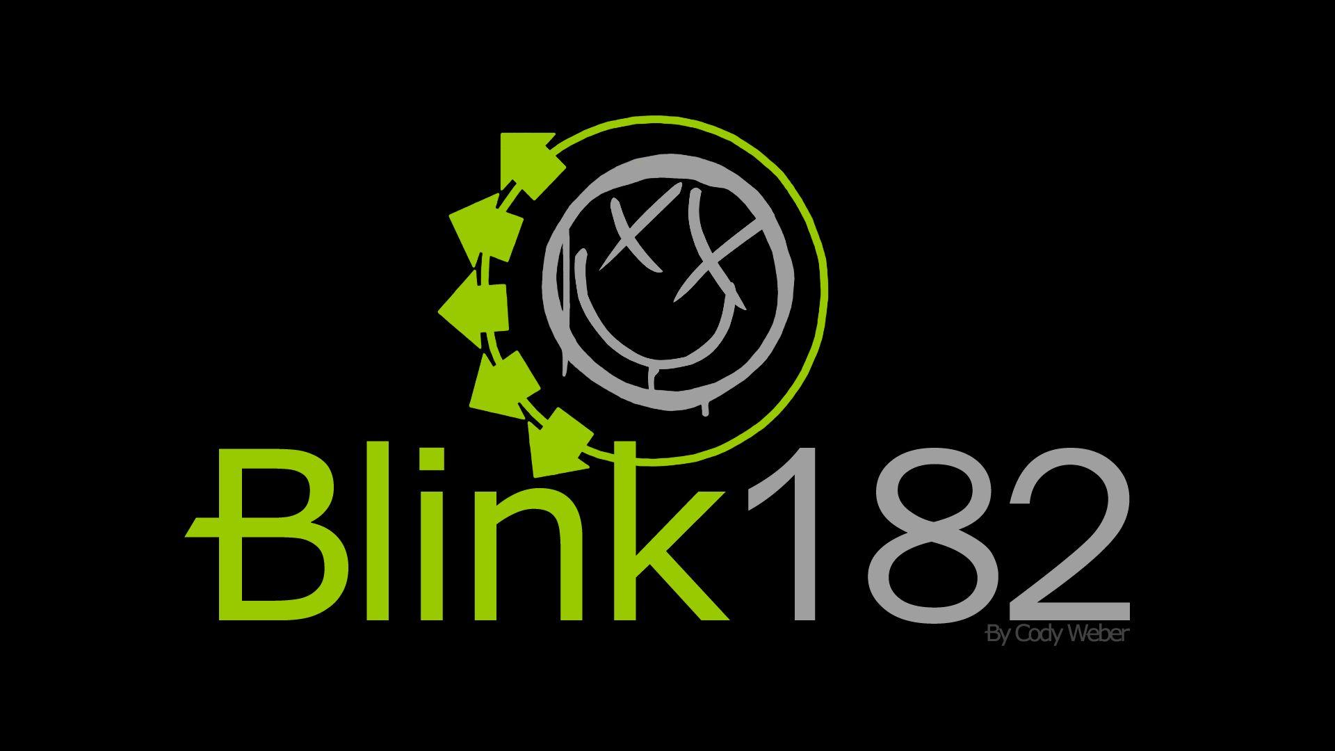 Blink 182 Logo Wallpaper Download HD Wallpapers Widescreen 1920x1080