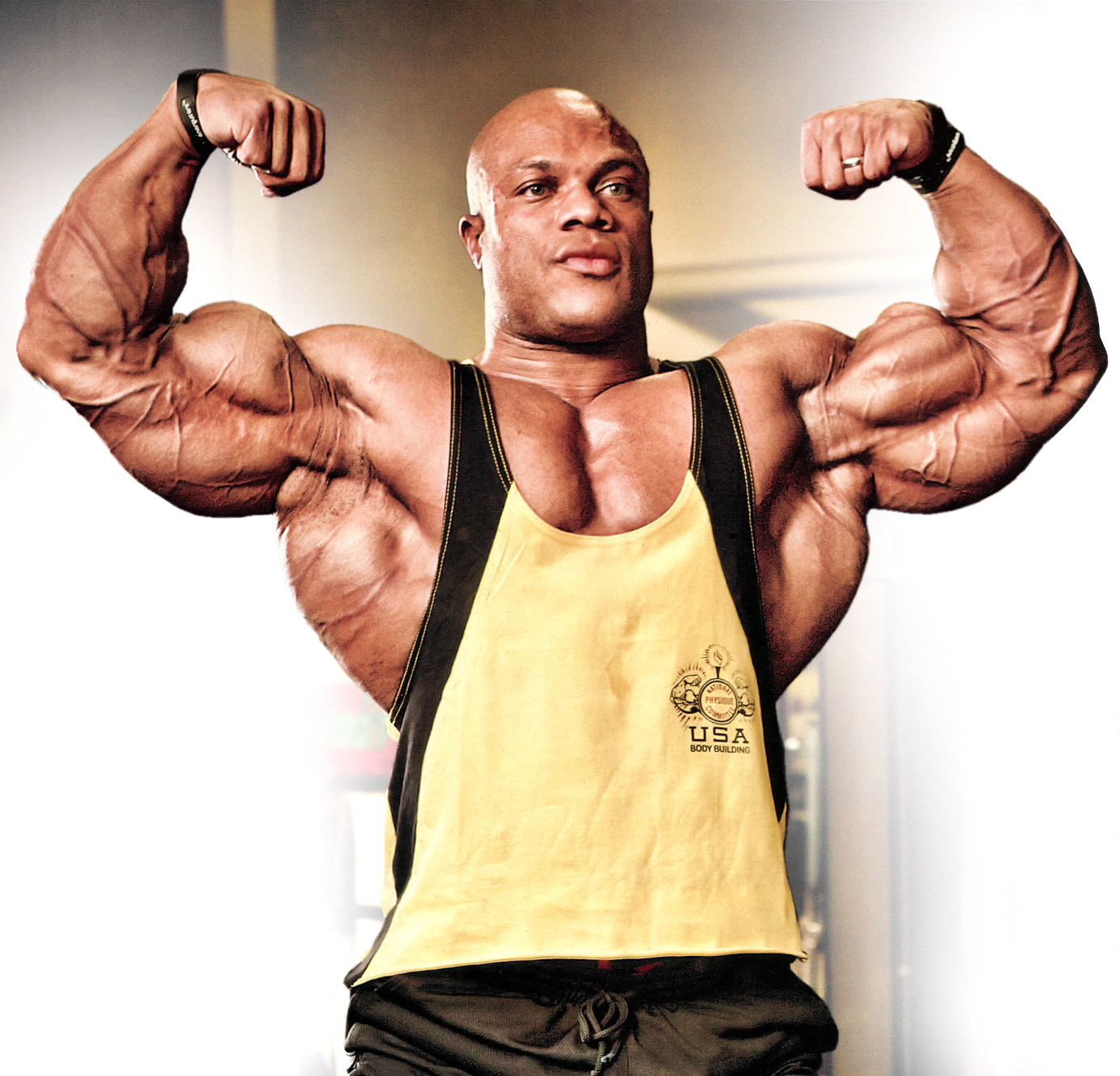 Phil Heath mr Olympia HD Wallpapers 2013 All About HD Wallpapers 1383x1328