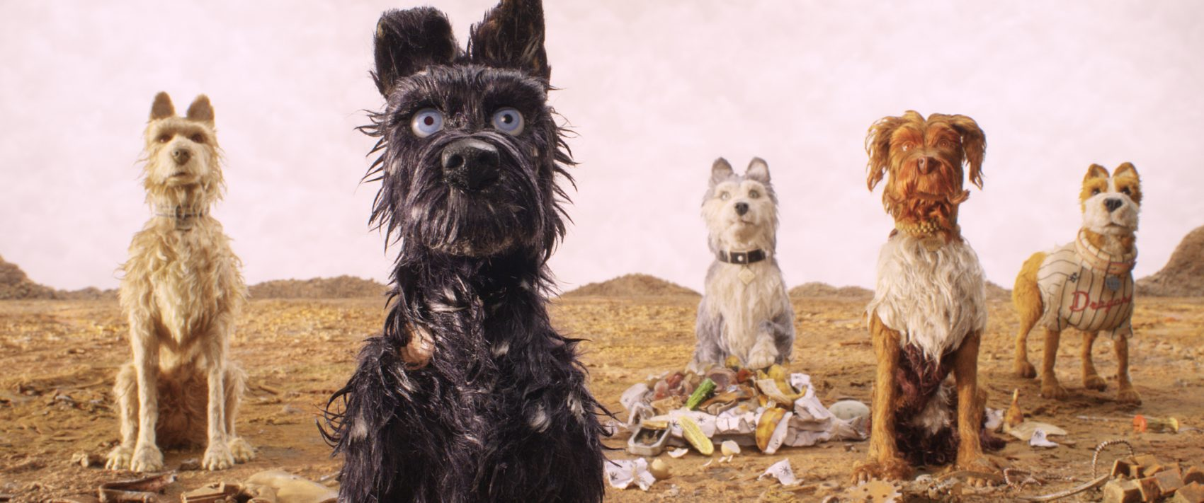 Free Download With Stunning Visuals Wes Andersons Isle Of Dogs Delivers A 1700x711 For Your Desktop Mobile Tablet Explore 56 George Clooney Dog Wallpaper George Clooney Dog Wallpaper Descendants