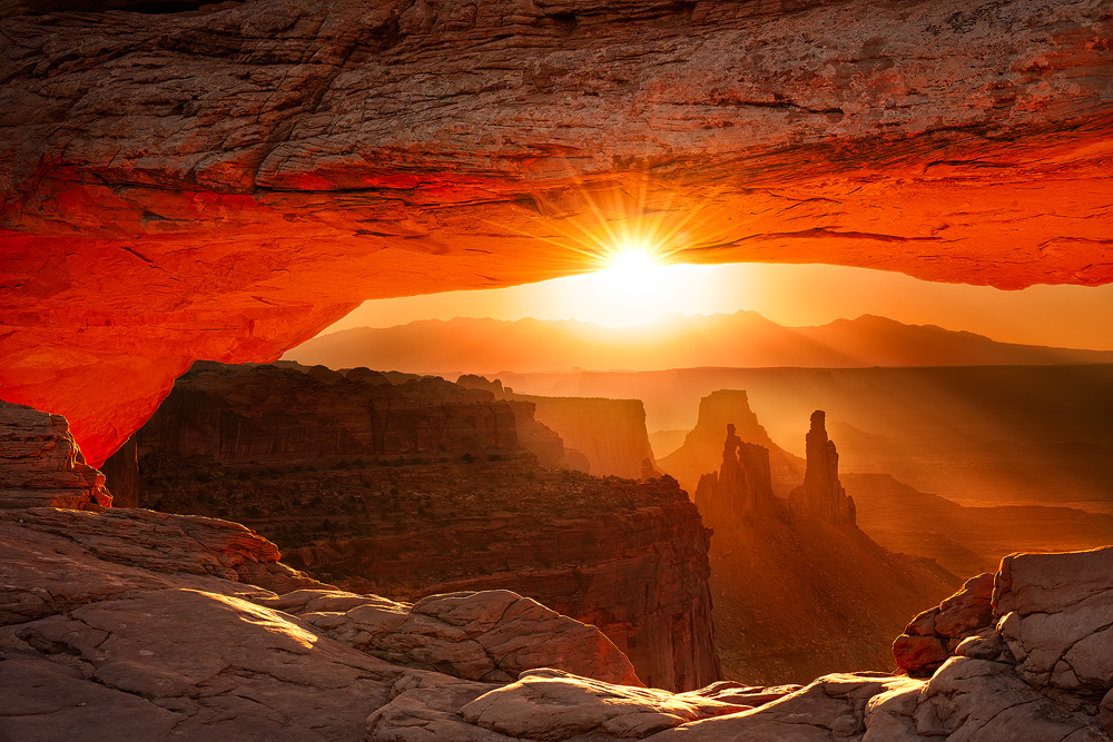 Mesa Arch Sunrise Fine Art Nature Photography by Steve Perry 1000x667