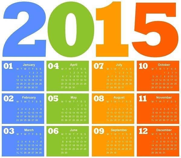 2015 Calendar Countdown Printable Pictures Images Photos Wallpaper 600x523