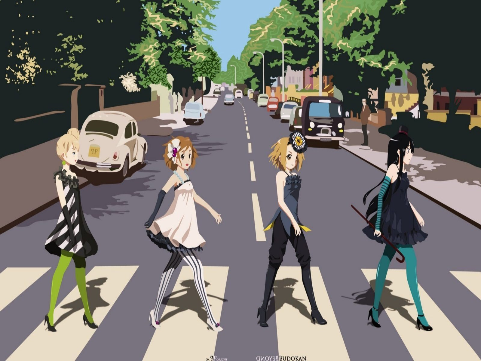 Abbey Road Wallpaper - WallpaperSafari