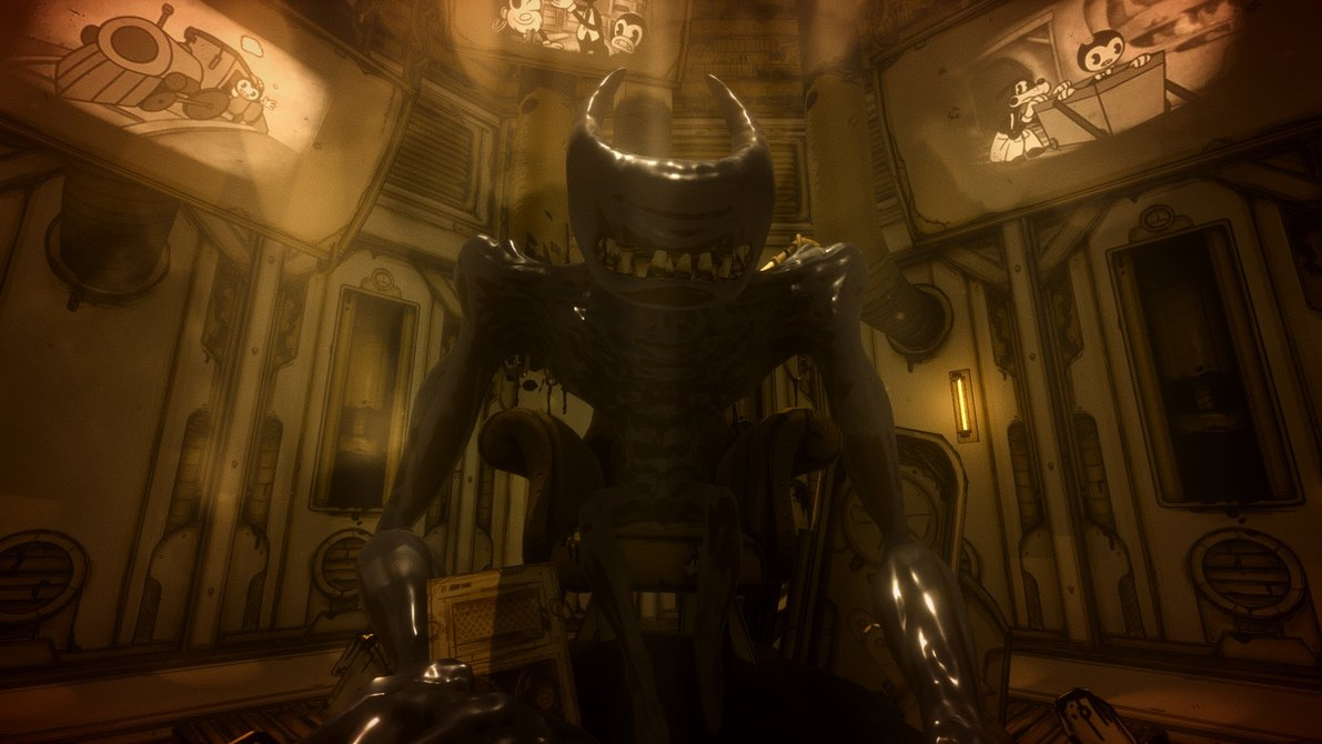Gentle GiantBeast Bendy x Reader by ClanWarrior 1191x670