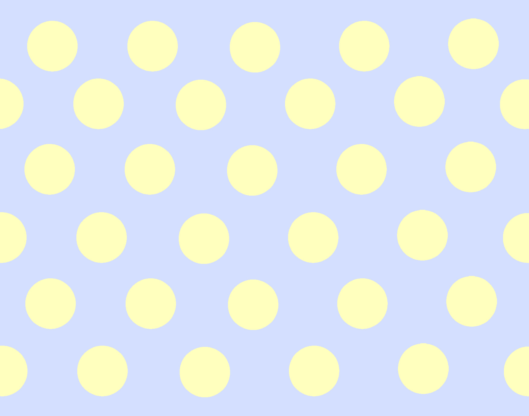Light Blue And Yellow Wallpaper: Yellow Polka Dot Wallpaper