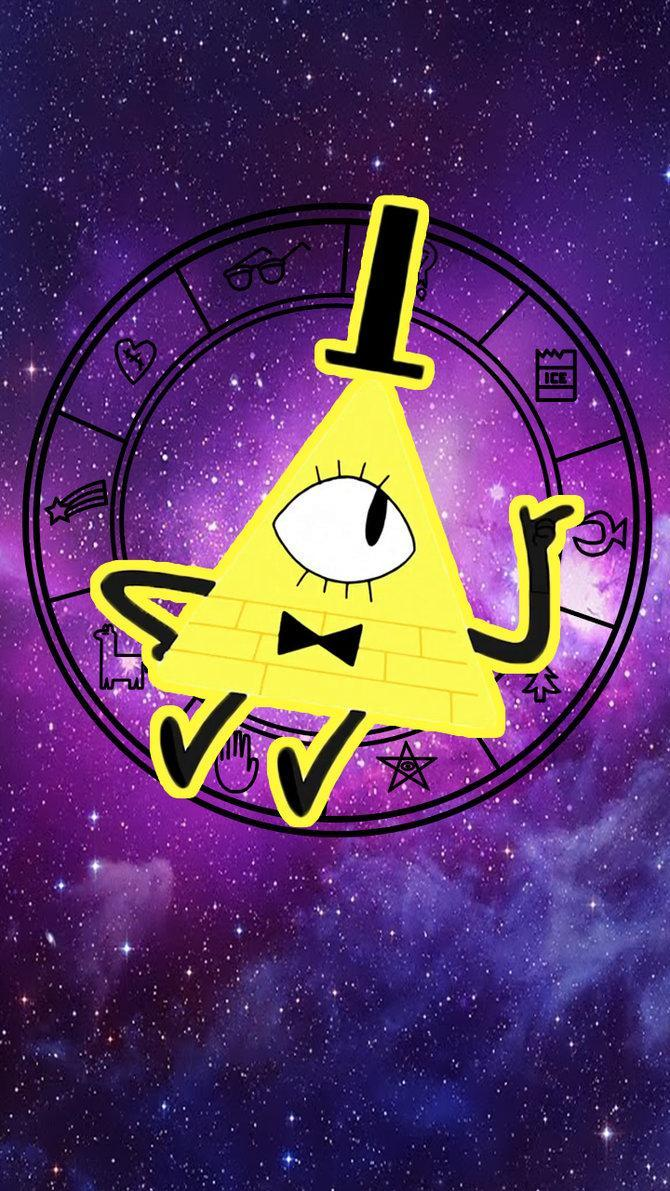 gravity falls bill cipher wallpaper 4k for Android   APK Download 670x1191