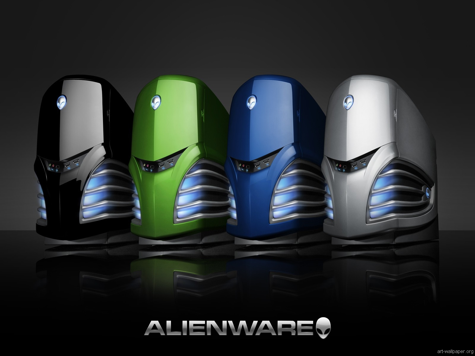10 Best Alienware Desktop HD Wallpapers Collection   Geekyard 1600x1200