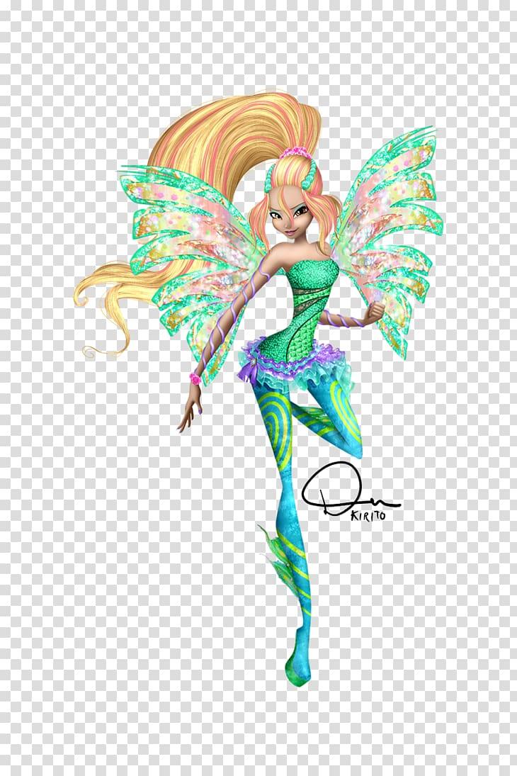 Tecna The Trix Fairy Sirenix Winx Club Season 6 Fairy 730x1095