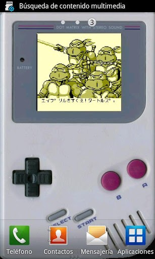 View bigger   Game boy live wallpaper for Android screenshot 307x512