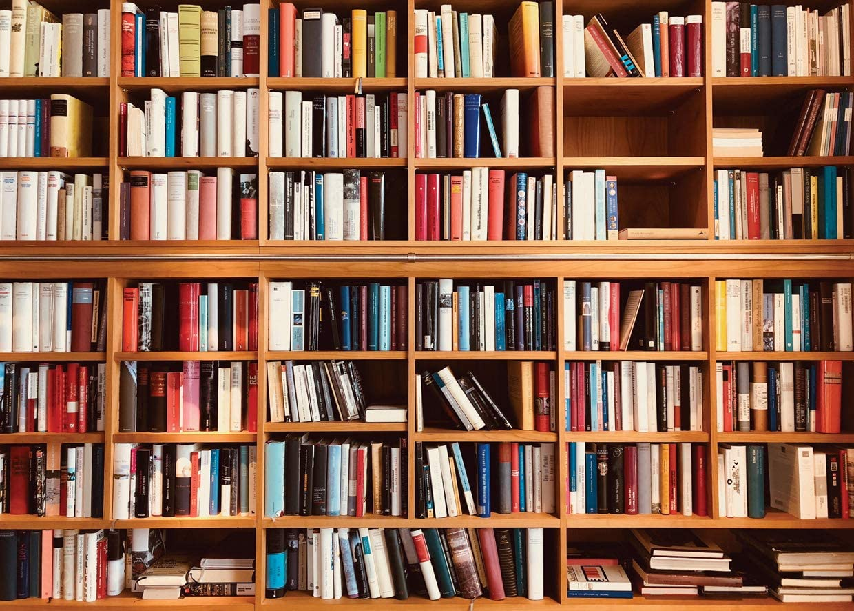 Amazoncom AIIKES 8x6FT Bookcase Photography Backdrop School 1240x886