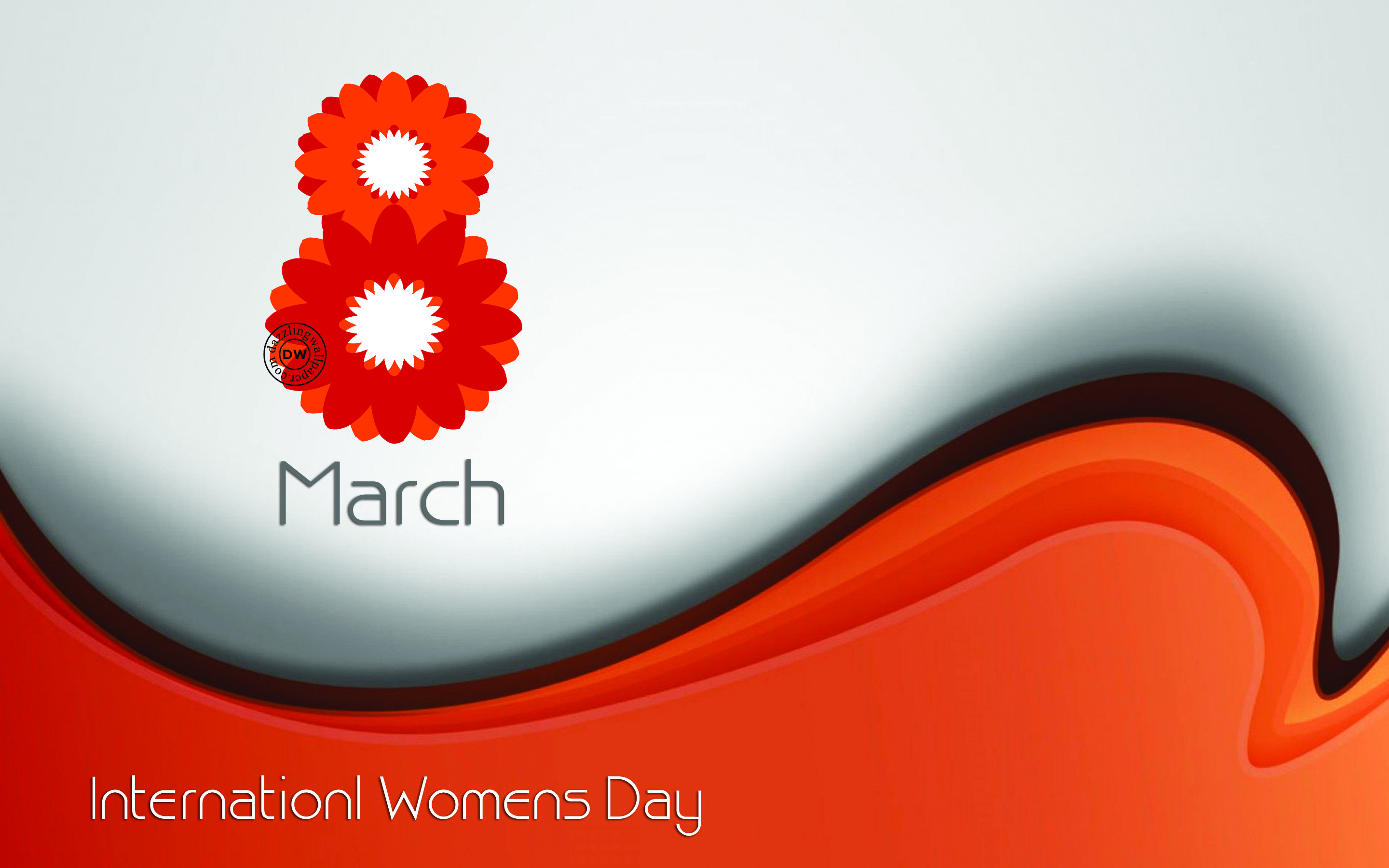 Womens Day Wallpaper HD download 2880x1800