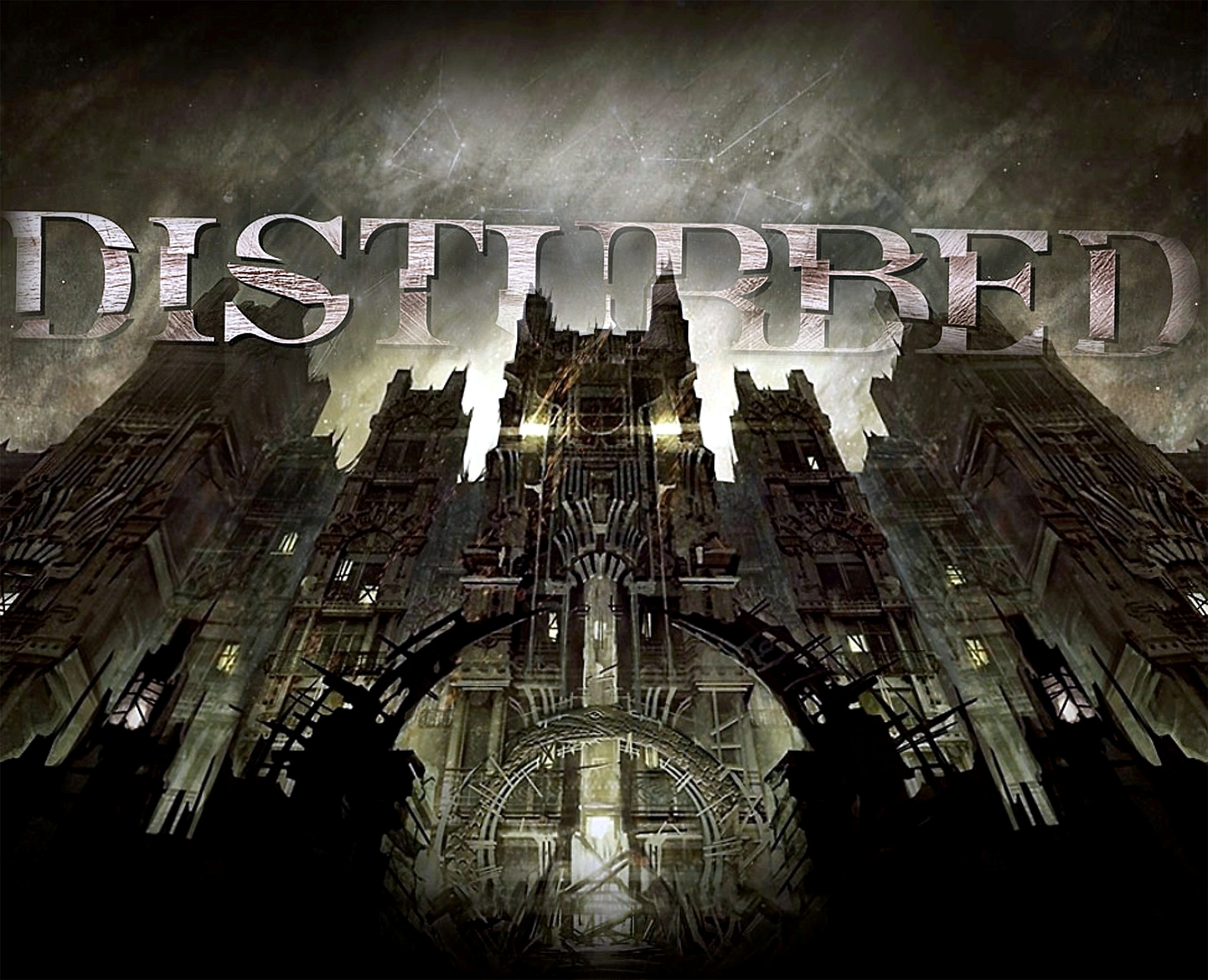 27 Disturbed HD Wallpapers Backgrounds 2853x2314