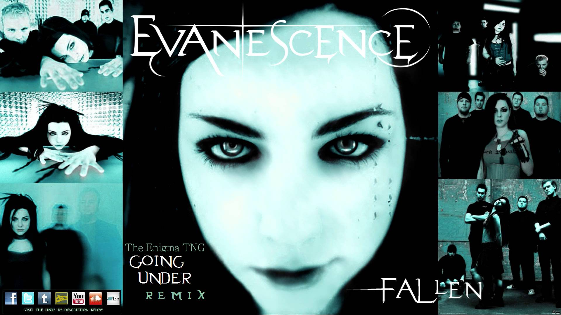 Evanescence Wallpapers 2017 1920x1080