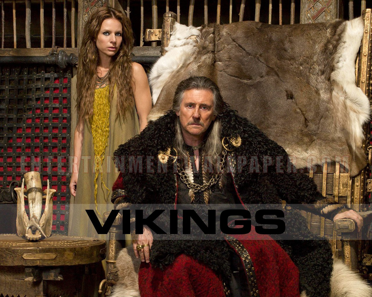 Vikings   Vikings TV Series Wallpaper 34569089 1280x1024