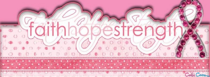 Breast Cancer Awareness Facebook Covers 851x315